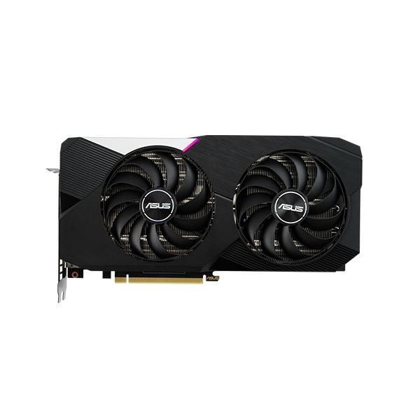 Asus Dual GeForce RTX3060 Ti OC 8GB GD6  Gráfica