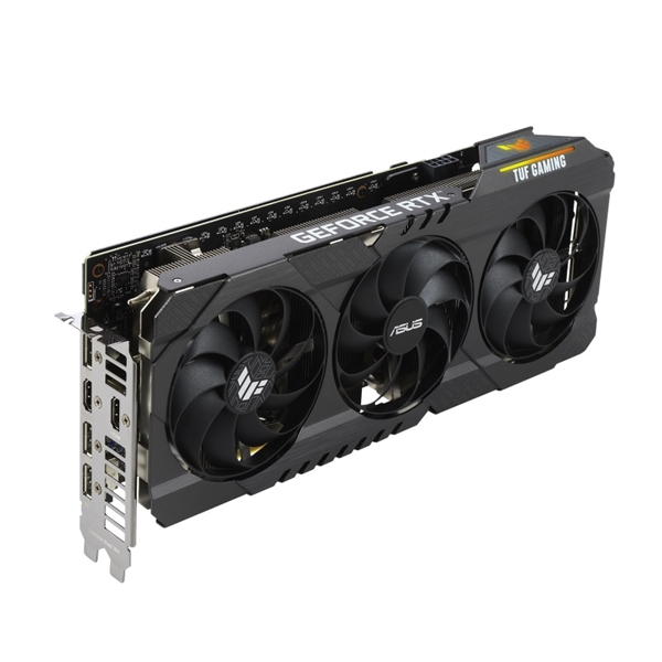 Asus TUF Gaming GeForce RTX3060 Ti 8GB GDDR6 LHR  Gráfica
