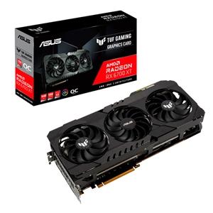 Asus TUF Gaming Radeon RX6700 XT OC 12GB GDDR6  Tarjeta Gráfica AMD