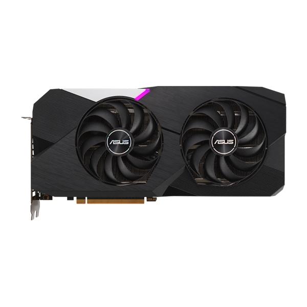 Asus Dual Radeon RX6700 XT 12GB GDDR6  Tarjeta Gráfica AMD