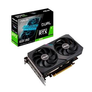 Asus Dual GeForce RTX3060 12GB GDDR6 LHR  Gráfica