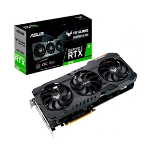 Asus TUF Gaming GeForce RTX3060 OC 12GB GD6  Gráfica