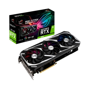Asus ROG Strix GeForce RTX3060 12GB GD6  Gráfica