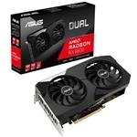 Asus Dual Radeon RX6600 8GB GD6  Tarjeta Gráfica AMD