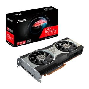 Asus Radeon RX 6700 XT 12GB GDDR6  Tarjeta Gráfica AMD