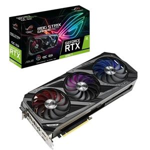 Asus ROG Strix GeForce RTX3080 Ti OC 12GB GDDR6X  Gráfica