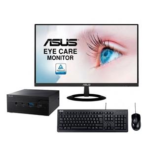 Asus PN60BB7013MD  VZ239HE  Teclado y ratón U2000  Pack