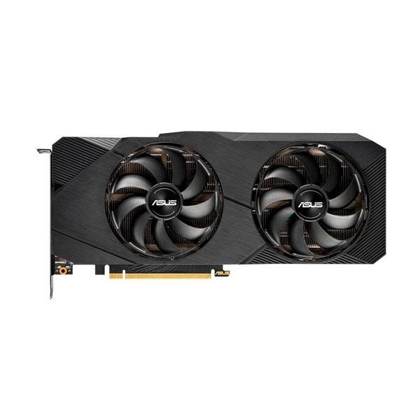 Asus Dual GeForce RTX 2070 SUPER Advanced 8GB EVO - Gráfica