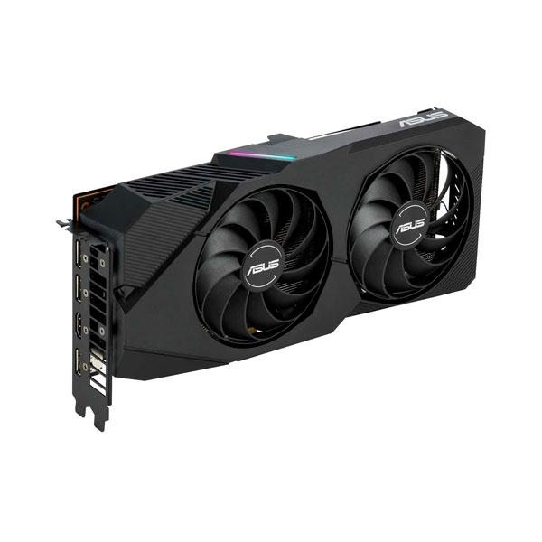Asus Dual Radeon RX 5700 EVO OC 8GB - Gráfica