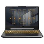 Asus TUF A15 FA506QMHN016 Ryzen 7 5800H 16GB RAM 512GB SSD GeForce RTX3060 156 Full HD 144Hz FreeDOS  Portatil