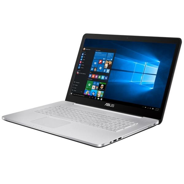 ASUS N752VX GB258T i7 6700 16GB 2TB 950 4K – Portátil