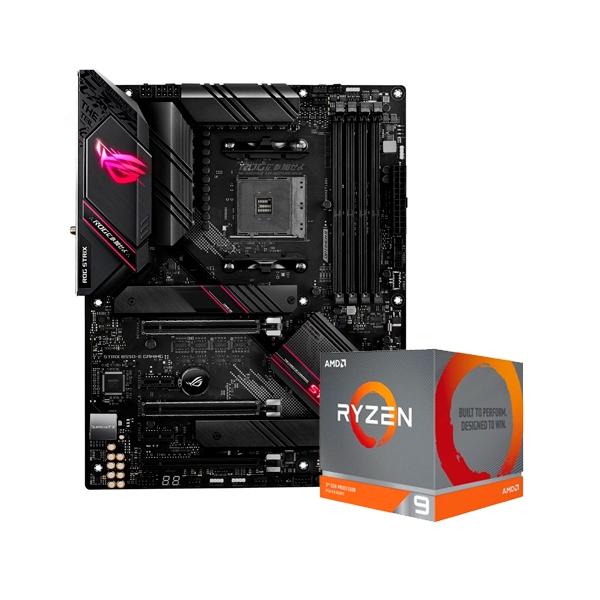 ROG STRIX B550-E GAMING + 3900XT - Pack PB y CPU