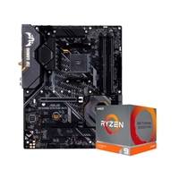 TUF GAMING X570PLUS WiFi  3900XT  Pack PB y CPU
