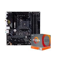 TUF GAMING B550MPLUS WiFi  3900XT  Pack PB y CPU
