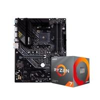 TUF GAMING B550PLUS  3700X   Pack PB y CPU