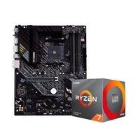 TUF GAMING B550MPLUS  3700X   Pack PB y CPU