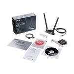 Asus PCEAX58BT wifi AX  PCIe WIFI