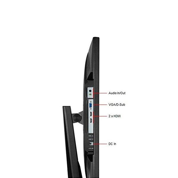 Asus VG245H 24 HDMI VGA Multimedia Gaming Pivot  Monitor