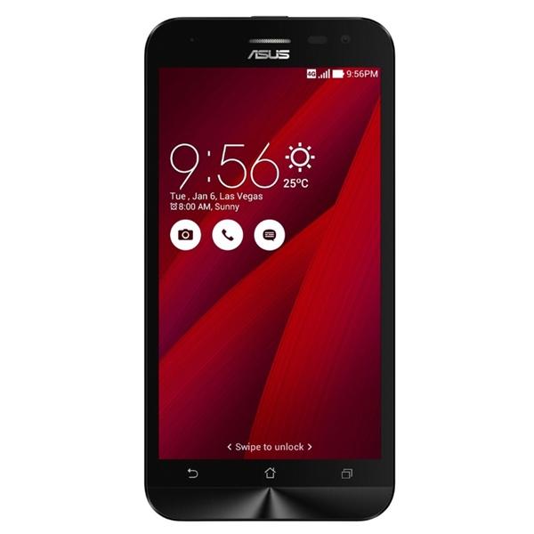 ASUS ZenFone 2 Laser 5″ 2GB 16GB Color Rojo – Smartphone