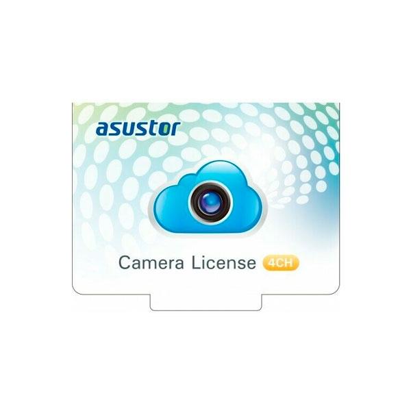 Asustor ASSCL04 Licencia para 4 cmaras NVR para NAS