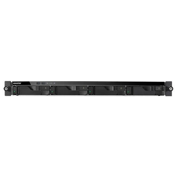Asustor AS6204RS 4 Bahías Rack 4-Core 2.24G 4GB DDR3L - NAS