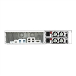 Asustor AS6212RD 12 Bahías Rack 4-Core 4GB F.A. redundante