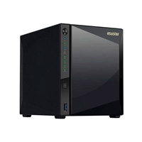 Asustor AS4004T 4 Bahías 2-Core 1.6GHz 2GB DDR4 - NAS