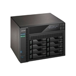 Asustor AS6208T 8 Bahas 4Core 224GHz 4GB DDR3L  NAS