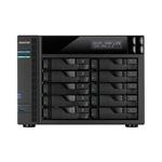 Asustor AS6210T 10 Bahías 4Core 224GHz 4GB DDR3L  NAS