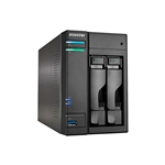 Asustor AS6302T 2 Bahías 2Core 25GHz 2GB DDR3L  NAS