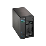 Asustor AS6302T 2 Bahas 2Core 25GHz 2GB DDR3L  NAS