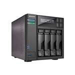 Asustor AS6404T 4 Bahas 4Core 23GHz 8GB DDR3L  NAS