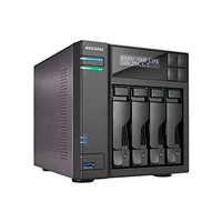 Asustor AS6404T 4 Bahías 4-Core 2.3GHz 8GB DDR3L - NAS