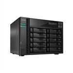 Asustor AS7010T 10 Bahas i5 4Core 3GHz 8GB DDR3  NAS