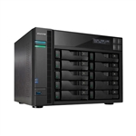 Asustor AS7010T 10 Bahas i3 2Core 35GHz 2GB DDR3 NAS