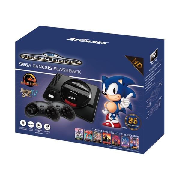 Consola Retro SEGA Mega Drive Flashback  Videoconsola