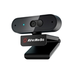Avermedia PW310P  FullHD Negra  Webcam