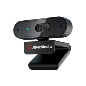 Avermedia PW310P  FullHD Negra  Webcam