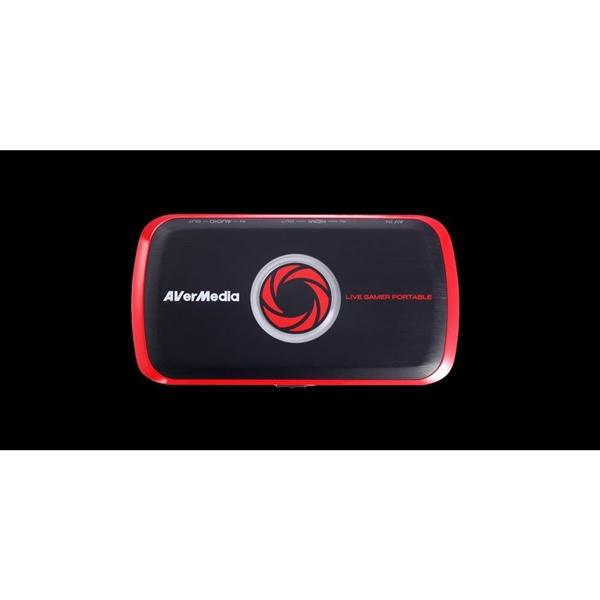 AVerMedia Live Gamer Portable LGP  Capturadora
