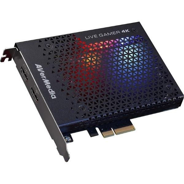 Avermedia Live Gamer 4K PCI-E – Capturadora