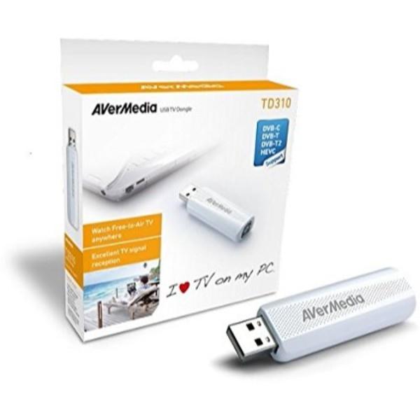 AverMedia TD310 T2 – Sintonizador de TV
