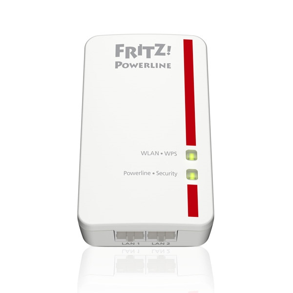 AVM Fritz!Powerline 540E Wifi - PLC