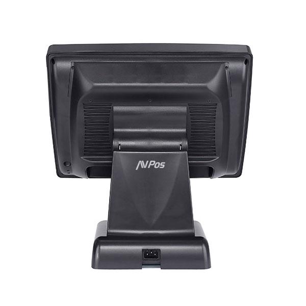 AVPos K3000B 15 J19004GBSSD64GB negro  TPV Compacto