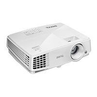 BenQ MX570 XGA 3200 13000 HDMI LAN - Proyector
