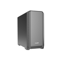 Be Quiet Silent Base 601 negra  Caja