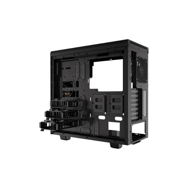 Be Quiet! Pure Base 600 window black – Caja