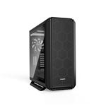 Be Quiet Silent Base 802 Cristal Templado USB 32 Negra  Caja
