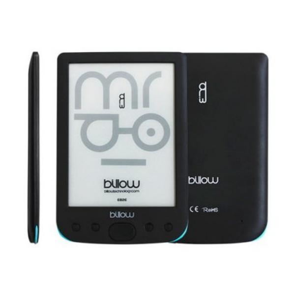 Billow E02E 6 4GB MicroSD eLink  Libro Electrónico