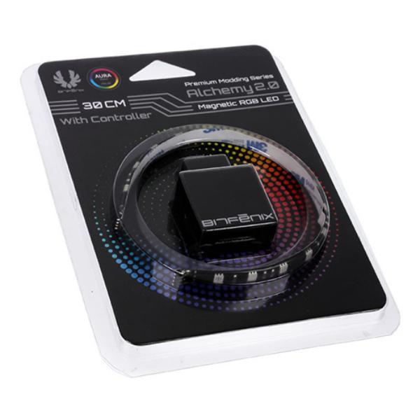BitFenix Alchemy 2.0 RGB 30cm - Tira LED + Controlador