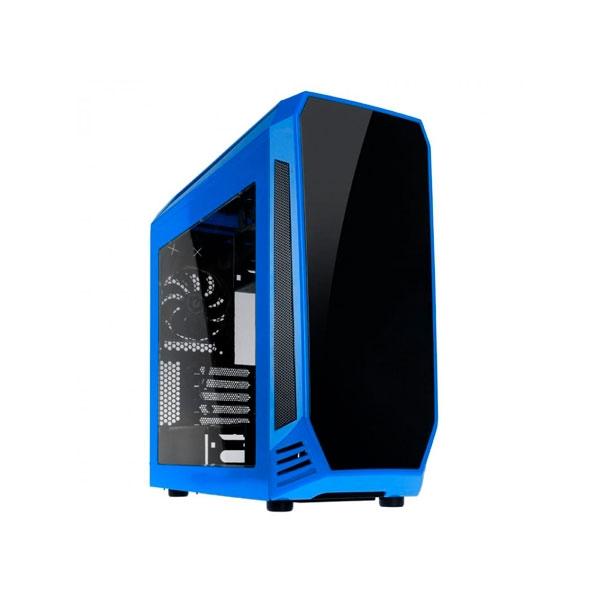 Bitfenix Aegis Core MicroATX azul - Caja